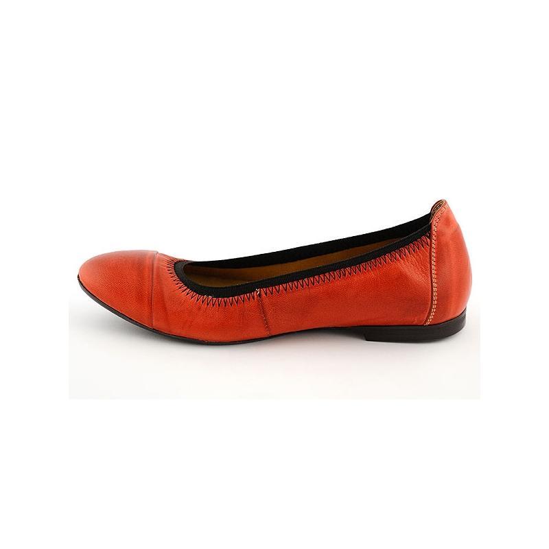 baleriny Lan-Kars B57 czerwone