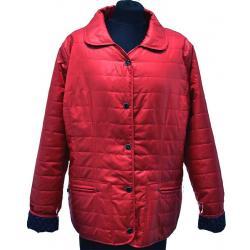 kurtka Biba Francesca czerwona damska przejściowa rozmiar 40 42 44 46