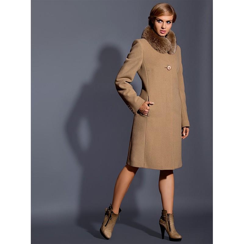 Dziekański Marta Lux beż na modelce