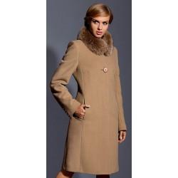płaszcz Dziekański Marta Lux camel rozmiar 36 40 42 44 46 48 52