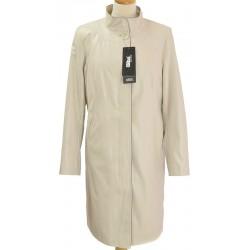 płaszcz wiosenny Biba Walencja jasny beż rozmiar 40