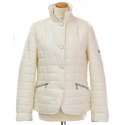 kurtka przejściowa Biba Anita jasno kremowa rozmiar 40 42 44 46 48