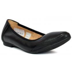 balerina skóra Maciejka 02432 czarne rozmiar 36 37 38 39 40 41