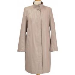 płaszcz przejściowy Biba Walencja cappucino rozmiar 44 46 48 50 52 54