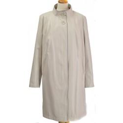 płaszcz Biba Maris jasno beżowy rozmiar 40 42 52