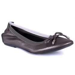 baletki Wishot R15-D-P-519-SL silver rozmiar 36 37 38 39 40 41